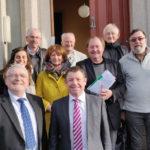 Rencontre des Bureaux de Soutien au Développement. Dublin, 30-31 janvier 2020