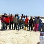 Migrants Nouadhibou - Mauritanie