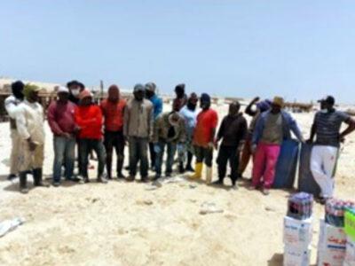 Migrants-Nouadhibou